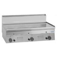 Plancha électrique Dexion série 66 - 100/60 lisse, chromée, appareil à poser