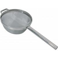 Passoire de cuisine avec manche creux, inox, diamètre 26cm