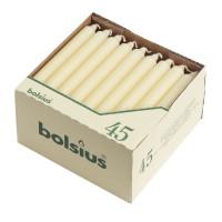 45bougies Bolsius, ivoire