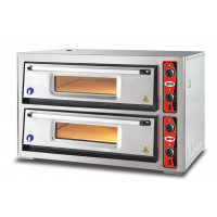 GMG Pizzaofen Classic 6+6 x Ø 30, breit | Kochtechnik/Pizzaöfen/Doppelkammer-Pizzaöfen