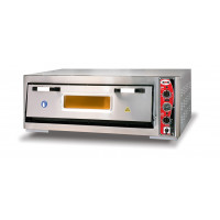 GMG Pizzaofen Classic 6x30 cm mit Thermometer