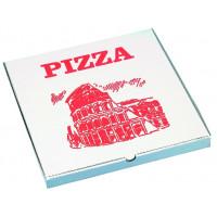 Carton à pizza Papstar, 28x28cm – 100pièces