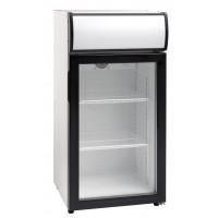 Réfrigérateur à boissons ECO 80 avec tête d'éclairage