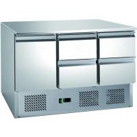 Kühltisch ECO 1/4 Mini - GN 1/1