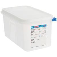 Araven Farbkodierte Lebensmittelbehälter GN 1/3, 15 cm | Lager & Transport/Lebensmittelaufbewahrung/Vorratsbehälter/Lebensmittelbehälter