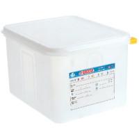 Araven Farbkodierte Lebensmittelbehälter GN 1/2, 20 cm | Lager & Transport/Lebensmittelaufbewahrung/Vorratsbehälter/Lebensmittelbehälter