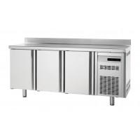 Tiefkühltisch Premium 3/0 mit Aufkantung | Kühltechnik/Kühltische/Tiefkühltische