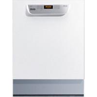 Lave-vaisselle enchâssable à eau fraîche Miele 50x50 PG 8056 U [MK SPEEDplus] blanc, avec paniers