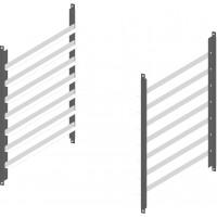UNOX Einhanggestelle für Untergestell XR 168